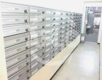 メゾンブランカ メールボックス