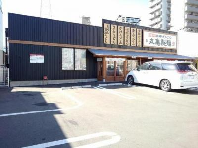 丸亀製麺博多駅南店まで350m