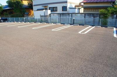 【駐車場】アルモニーⅡ