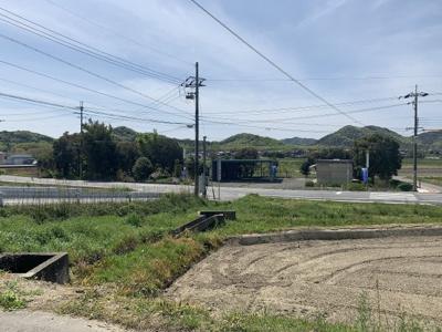 東笠原町土地(事務所・ガレージ付)