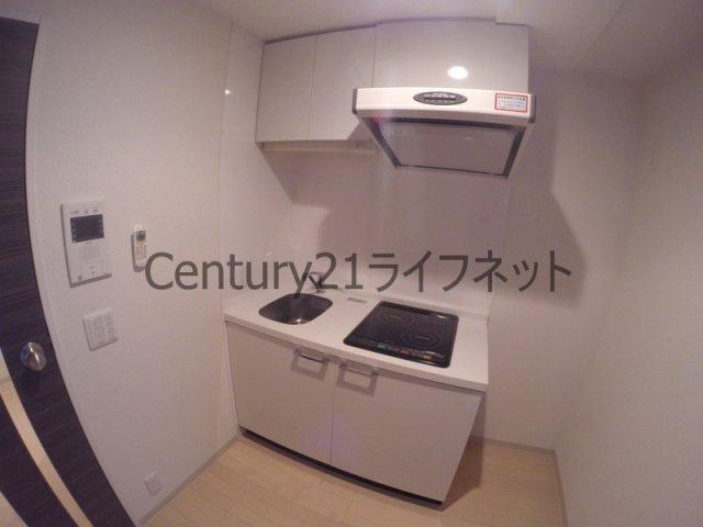 【キッチン】クリスタルグランツ新大阪
