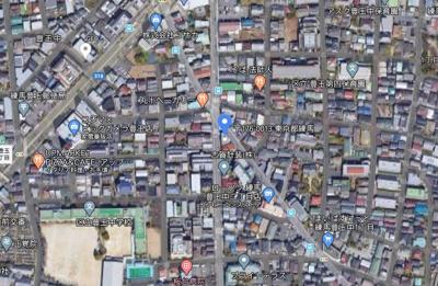 【地図】グランデエジ