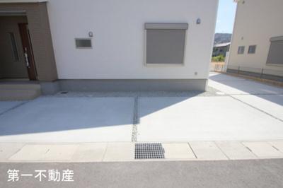 【駐車場】「西脇市 第一不動産」西脇市西脇字西清水ケ元 5期