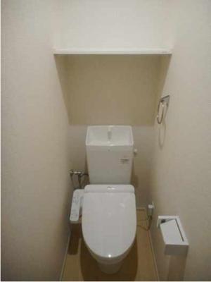 【トイレ】睦町