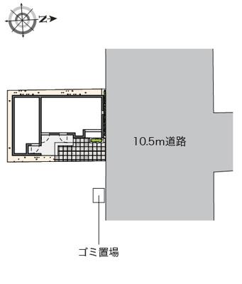 【区画図】睦町