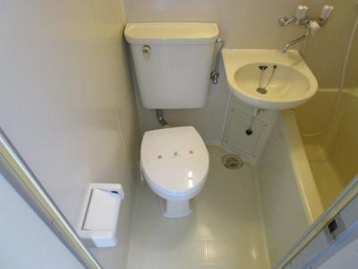 【トイレ】マノアール薬師