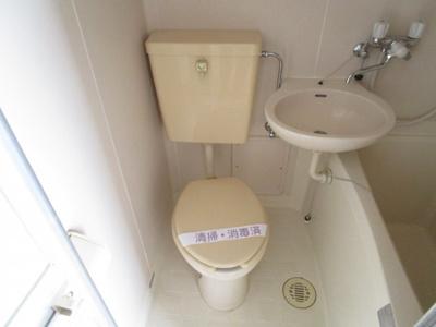【トイレ】エフズハウス