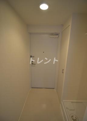 【玄関】グランパセオ新宿