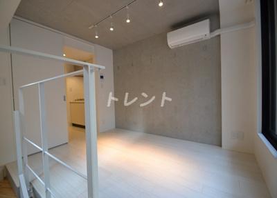 【居間・リビング】グランパセオ新宿
