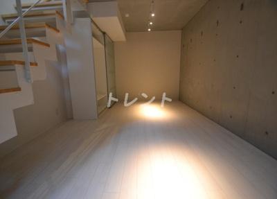 【寝室】グランパセオ新宿