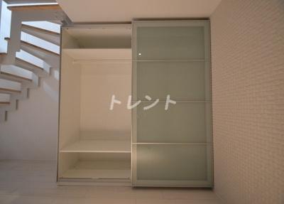 【収納】グランパセオ新宿