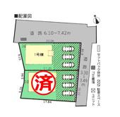 御殿場市東田中第4 新築戸建 全2棟 (1号棟)の画像