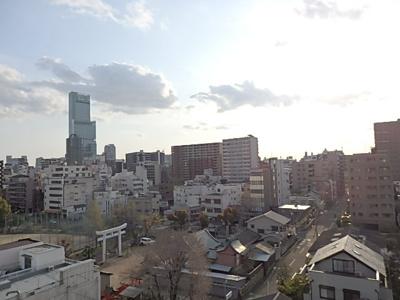 【展望】アクアプレイス四天王寺