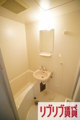 【浴室】鵜の森ビル
