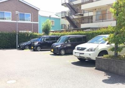 【駐車場】サンフルさがみ野ABC