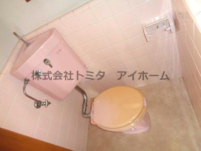 【トイレ】プチメゾン