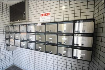 【設備】クリオ妙蓮寺参番館
