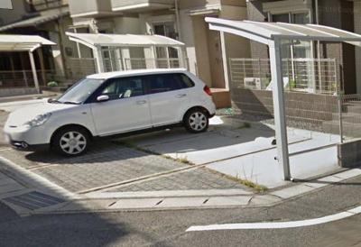 【駐車場】ウィングパレスあけぼの A棟