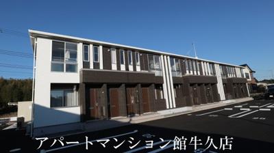 【外観】仮)阿見町よしわら1丁目新築アパート