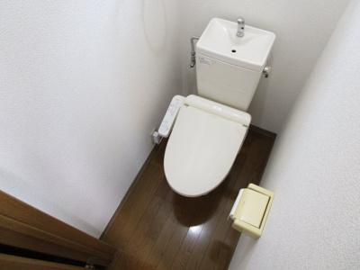 【トイレ】ヴィラ三條