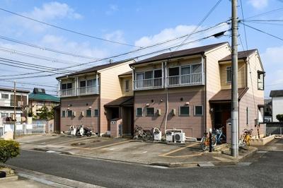 【外観】タウンハウス北別府1