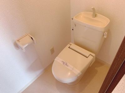 【トイレ】ハイステージ城屋敷B