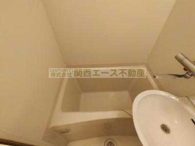 【浴室】レオパレスビアンコⅢ