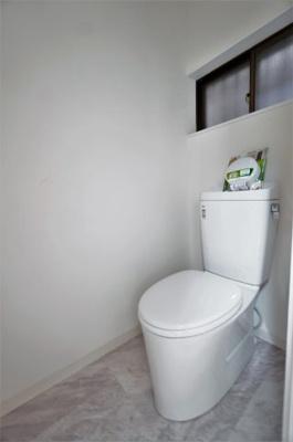 【トイレ】中古戸建 サンベイズ上青木西