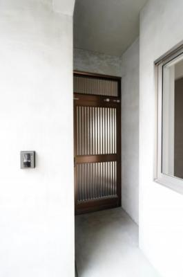 【玄関】中古戸建 サンベイズ上青木西