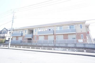 【外観】サンモール新田