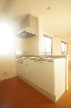 【キッチン】サンモール新田