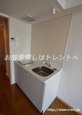 【キッチン】サンハーネス四谷