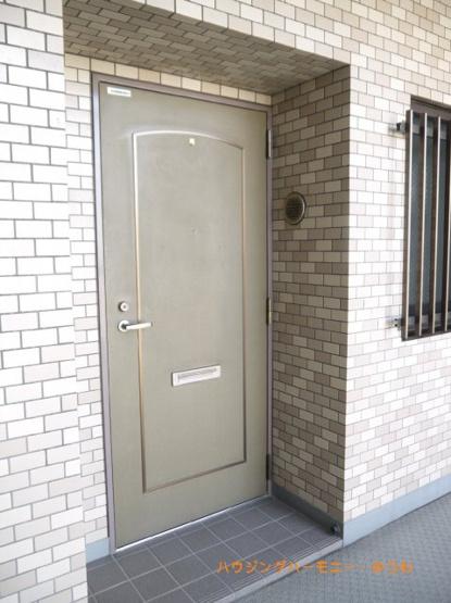 【玄関】中板橋第二ローヤルコーポ