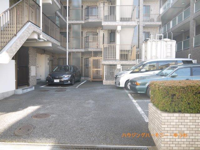 【駐車場】中板橋第二ローヤルコーポ