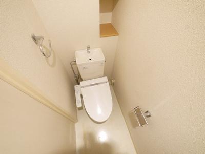 【トイレ】キューブ