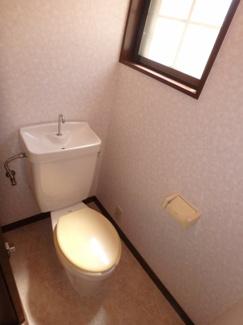 【トイレ】メゾンゆり