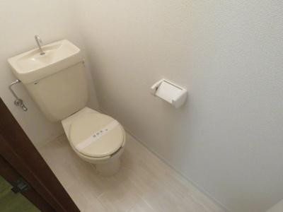 【トイレ】コスモ西中条