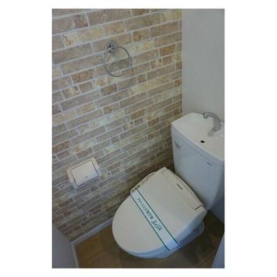 ラフィーナー幕張本郷のトイレ