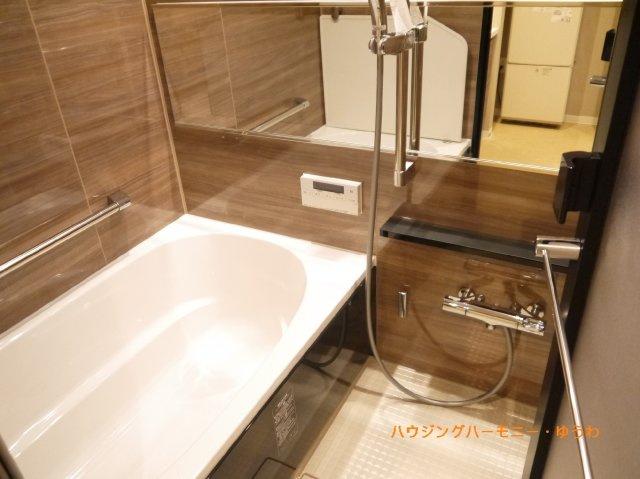 【浴室】王子ビューハイツ