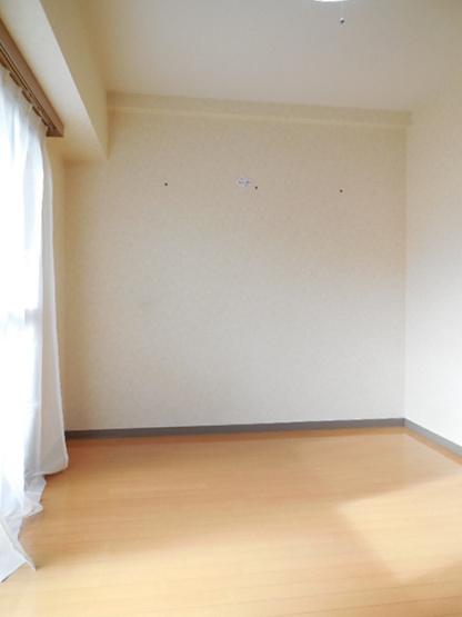 洋室(南側)(前回募集時の写真です)