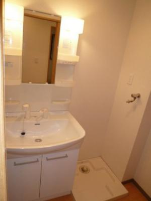 洗面脱衣スペース(前回募集時の写真です)