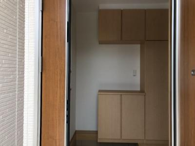 神戸市西区学園東町7丁目 新築一戸建て 2021/4/13現地撮影