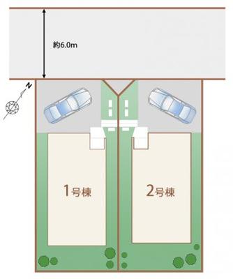 神戸市西区学園東町7丁目 新築一戸建て