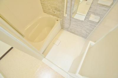 【浴室】松原小川園ローレルコート