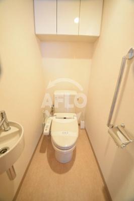 ルネッサなんばタワー トイレ