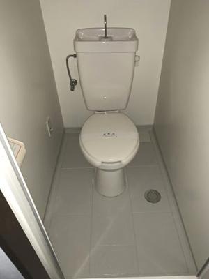 【トイレ】アルトラマンション C棟