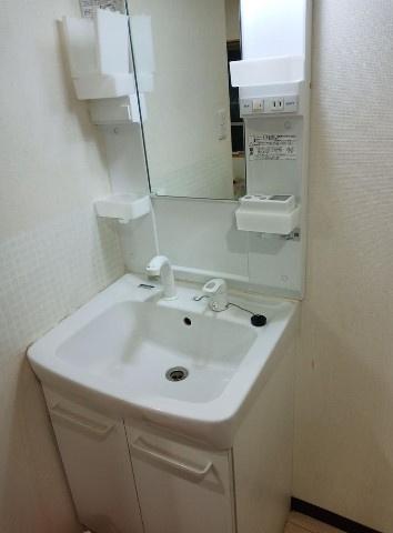 【独立洗面台】大山マイコーポA棟