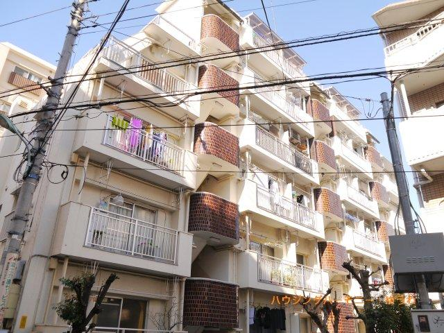【外観】大山マイコーポA棟