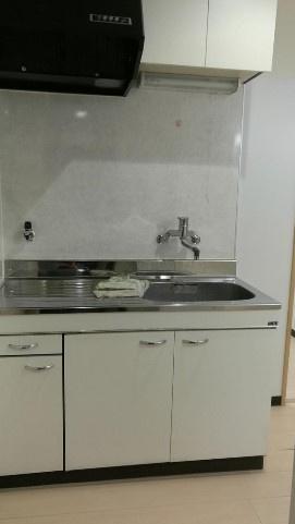 【キッチン】大山マイコーポA棟