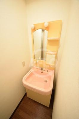スター21小橋 洗面化粧台